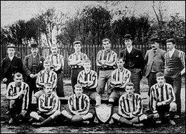 Newcastle squad 1892-93